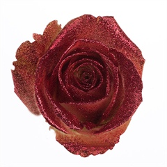 Avalanche Glitter Look Red Rose